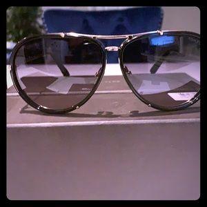 Tom Ford blue gradient sunglasses